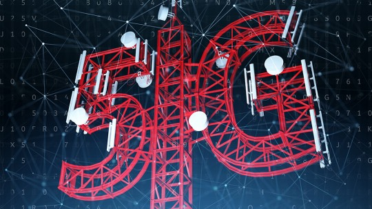 Mobilné siete 5G z kozmu: Bez žiarenia nezostane ani centimeter zemegule