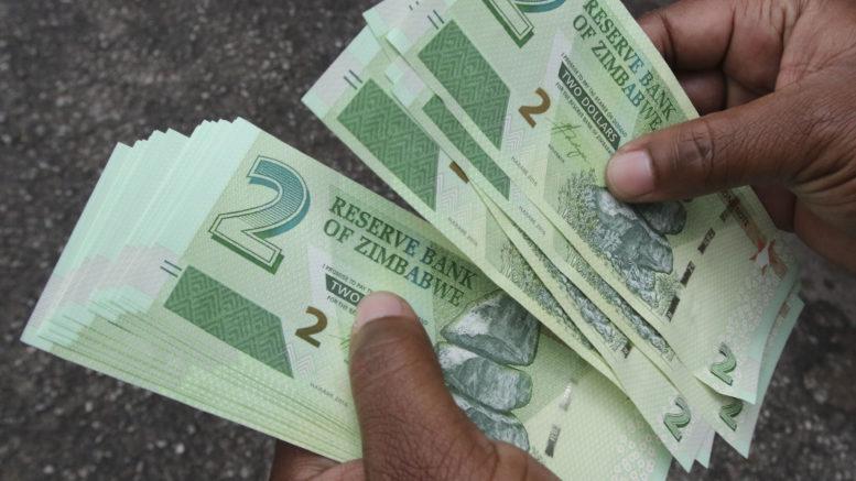 Zimbabwe představilo novou měnu – RTGS dolar
