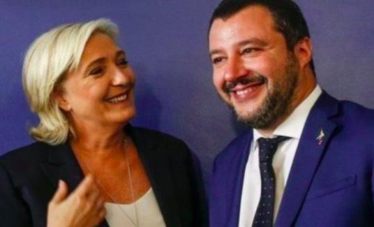 """Salvini: """"Rodí se nová Evropa s nárůstem nacionalismu v evropský volbách"""""""