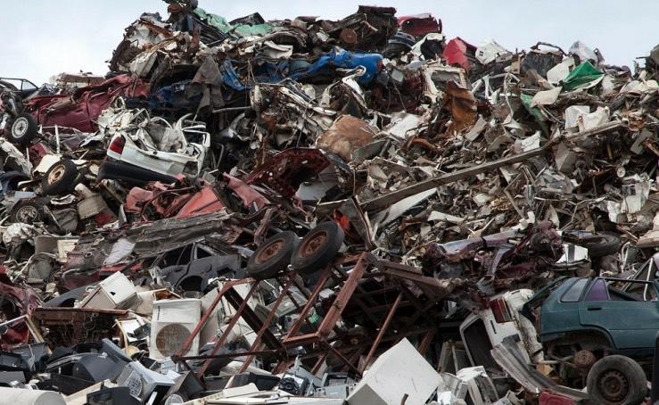 Hora odpadků v Indii bude v roce 2020 vyšší než Tádž Mahal