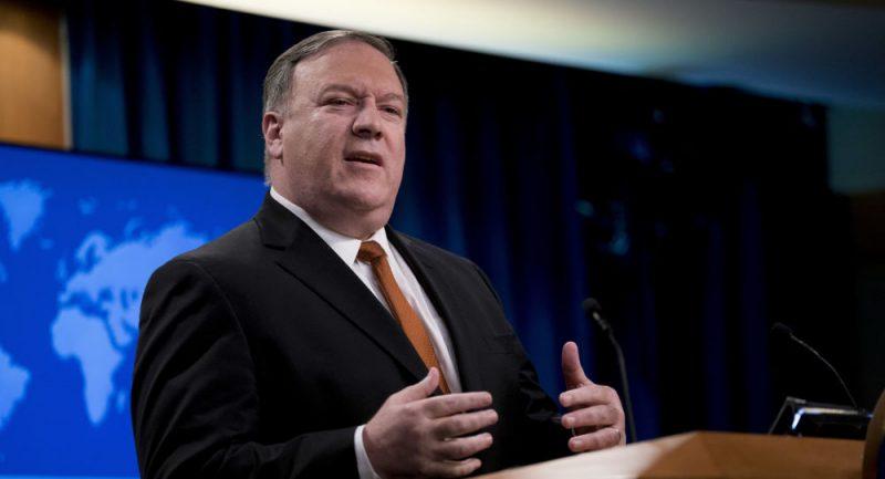 USA se vměšují do záležitostí Ruska! Lavrov předal Pompeovi fakta