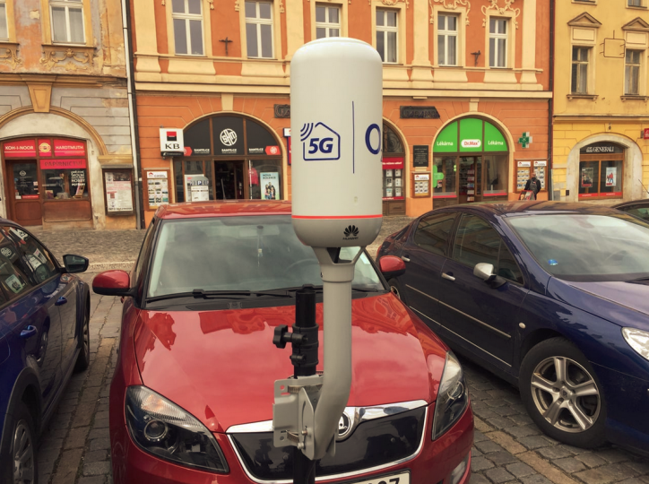 Přípravy na 5G: Operátor O2 v Kolíně spustil LTE o rychlosti až 1 Gb/s