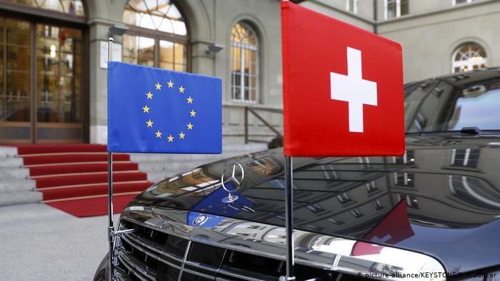 Švýcarsko – Unijní partnerství na burzách čelí konci