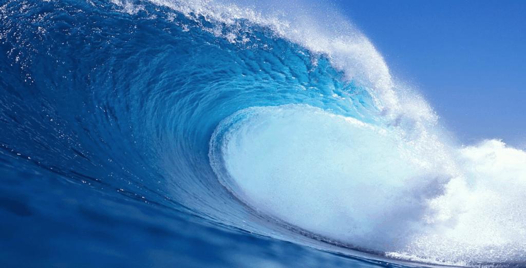 Energetická očista ponořením nohou do slané vody