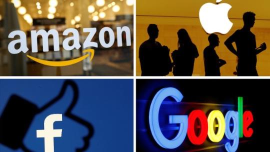 Google, Apple, Facebook, Amazon jsou pod drobnohledem amerického Ministerstva spravedlnosti