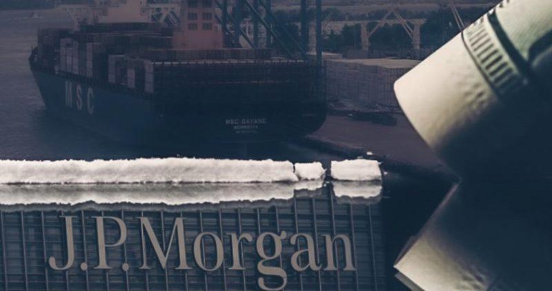 Na lodi, která patřila bance JP Morgan, zabavily americké úřady při jednom z největších zátahů v historii 20 tun kokainu