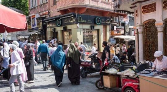 """Nacistický alarm vTurecku: Také Turci toho mají už dost: """"Syřané, jděte domů"""""""