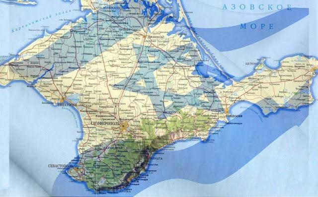 Proč se neuskutečnil projekt židovského státu na Krymu