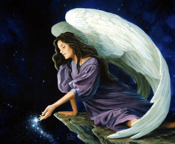 Andělé zachránili život mojí sestře a zařídili, aby mohla přijít na tento svět