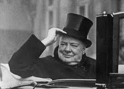 Winston Churchill o Rusku
