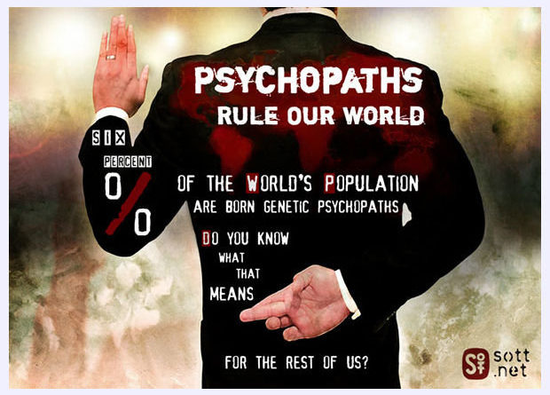 Psychopati vládnou světu: Lobaczewski a původ politické ponerologie