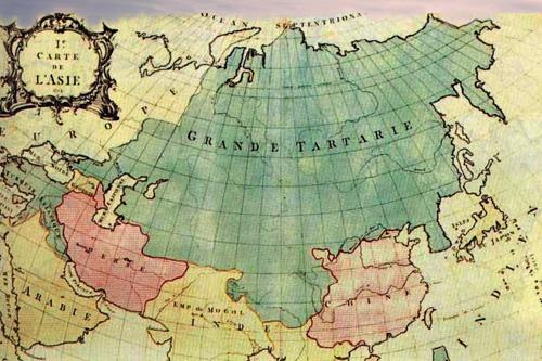 Zkáza Velké Tartarie – 1. část