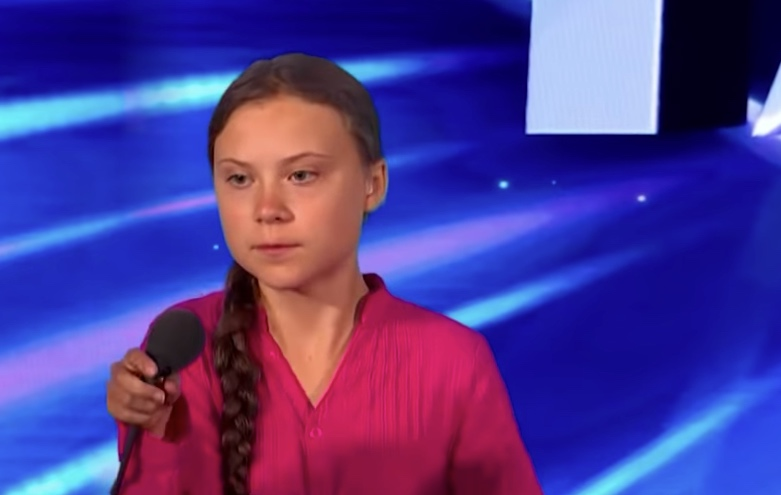 """Jak se Greta Thunberg dostala do soutěže """"Česko slovensko má talent"""""""