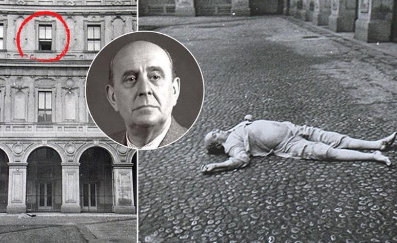 Unikátna nahrávka naznačuje, že bývalého šéfa československej diplomacie Jana Masaryka zavraždili