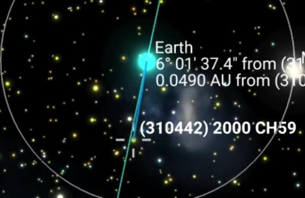 NASA varuje před obrovským asteroidem blížícím se k Zemi