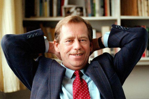Havel si přál návrat sudetských Němců i jejich majetku