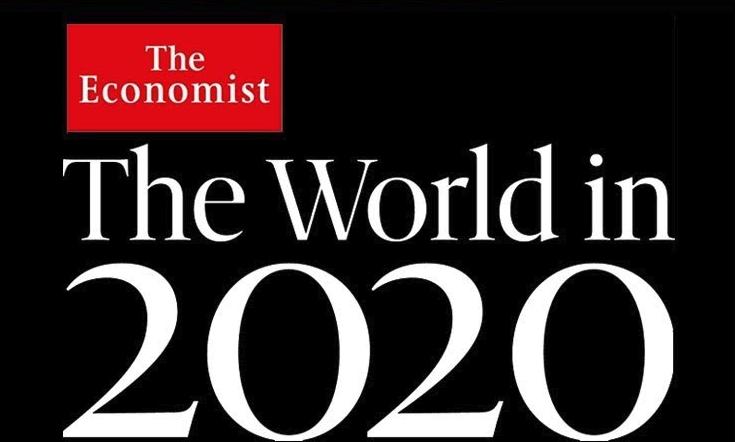 Rothschildův magazín The Economist vydal predikci na rok 2020