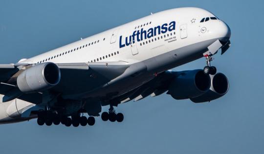 """""""Největší krize všech dob?"""" Lufthansa má o 99 procent méně pasažérů"""