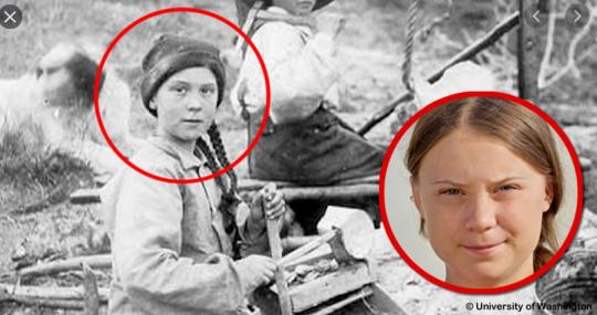 Úderné vysvětlení dálnovidcem, exorcistou Sanandou, který tvrdí, že Greta Thunberg je reptiliánská bytost – dokonce ARCHON. CO2 je gigantický podvod na lidstvo