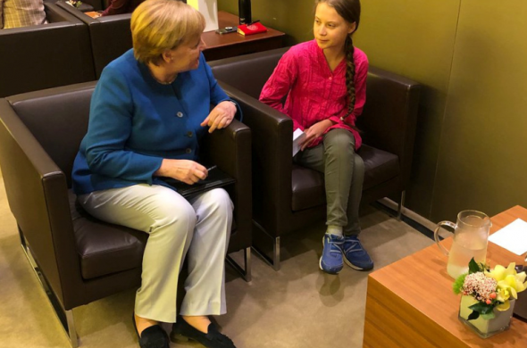 Merkel, Greta
