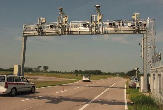 E-shop na dálniční známky byl zástěrkou pro tajný sledovací systém