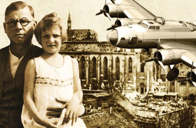 Masakr, o kterém se nesmí mluvit: 701 mrtvých Pražanů. Americká letadla zuřivě pustoší Prahu