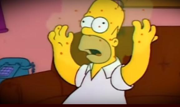 Ukázali nám v seriálu Simpsonovi opět předpověď dějů budoucích? Podobnost s koronavirem čistě náhodná?