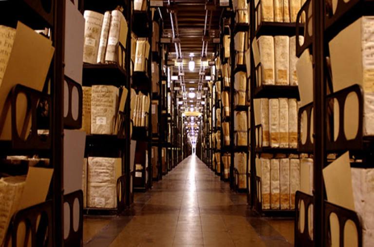 Tajemství ukrytá v papežových tajných archivech ve Vatikánu
