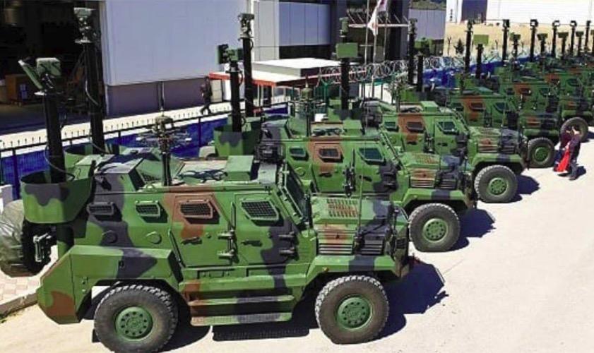 Evropská unie vojensky podporuje Turecko