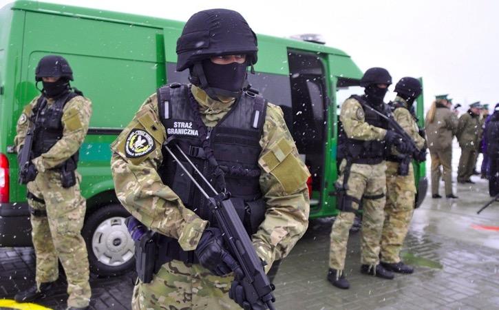 Polsko posílá Řekům 100 pohraničníků a 100 policistů na pomoc s migrační krizí