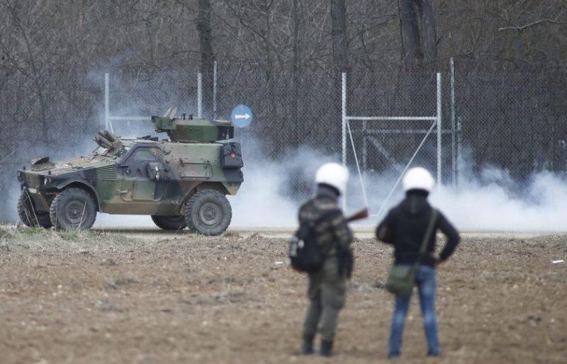 Regulérní napadení jednoho státu NATO jiným státem NATO se odehrává právě teď za nevalného zájmu médií. Aneb invaze v době koronaviru