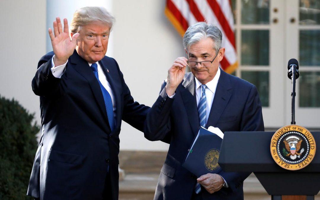 Trump nadále bojuje proti NWO, zmocnil se Centrální banky od Rothshildů, existuje naděje na záchranu světa!