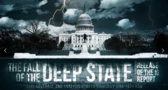 USA na pokraji občanské války. Zoufalý DEEP STATE se snaží…
