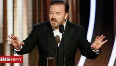 Ricky Gervais začal mluvit před veřejností pravdu. JSTE BANDA PERVERZNÍCH LIDÍ