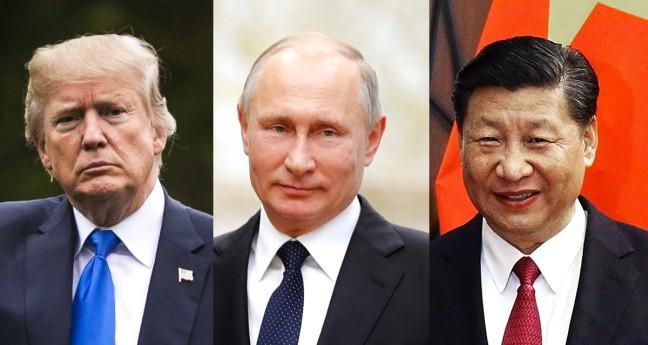 Trump, Putin a Si společně zastupují globální měnový systém založený na blockchainu. Dny centrálních bank jsou sečteny