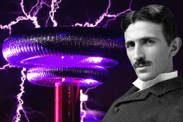 VOĽNÁ ENERGIA – Nikola Tesla a Adam Trombly (VIDEO)
