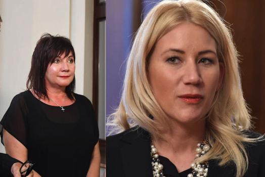 Další důkazy, že ministryně Schillerová, její dcera Petra a její zeť Rusňák jsou mafiánská rodina