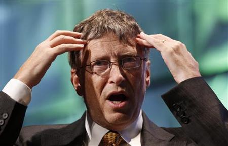 Bill Gates a neofeudalismus: Bližší pohled na farmáře Billa. Část 1/3