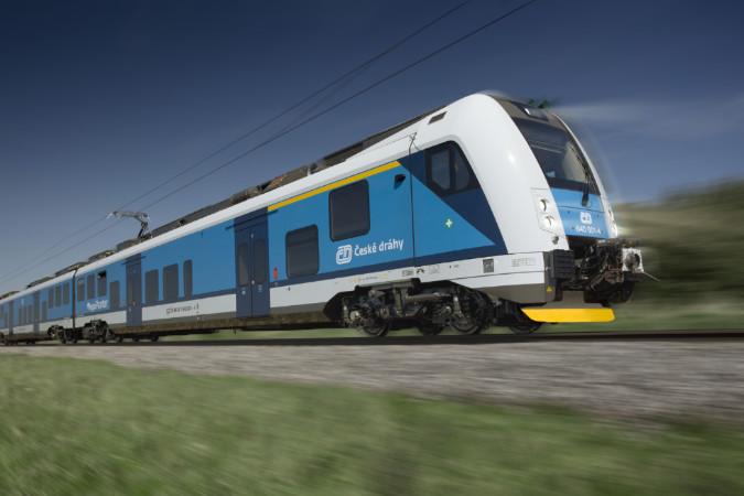 Cesta astmatičky z Brna bez roušky: pokuta 4600 korun za zdržení a stání vlaku