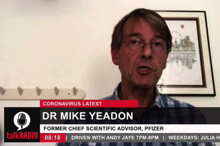 Bývalý vedoucí vědecký pracovník společnosti Pfizer říká: Druhá vlna falešné pandemie způsobená falešnými pozitivními testy na COVID skončila