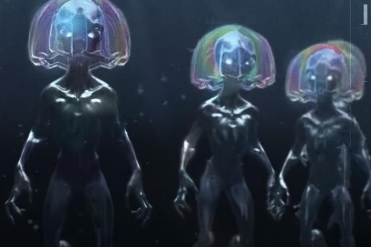 Objevil Sovětský svaz mimozemšťany v nejhlubším jezeře světa?