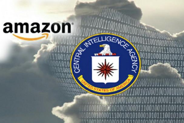 AMAZON: Největší skrytá společná CIA – korporátní operace v historii USA