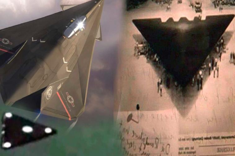 """TR-3B: """"antigravitační letoun schopný mezihvězdného cestování"""""""