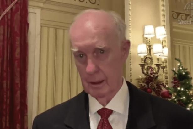 Generál McInerny: Členové speciálních sil získali notebook Pelosiové