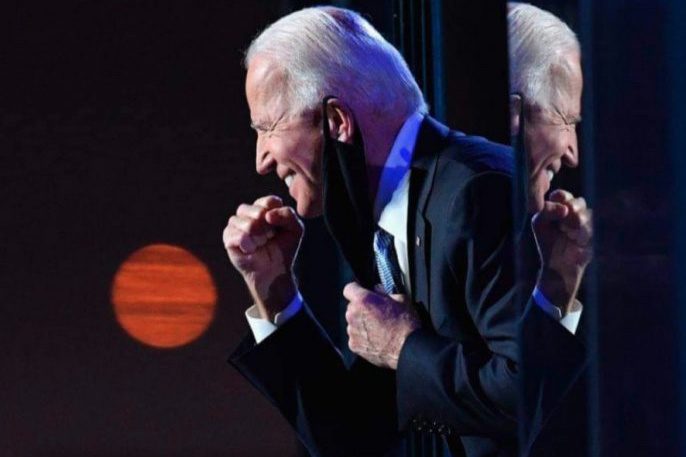 Podvodník Joe Biden musí být zatčen, stíhán a uvězněn pro dobro USA
