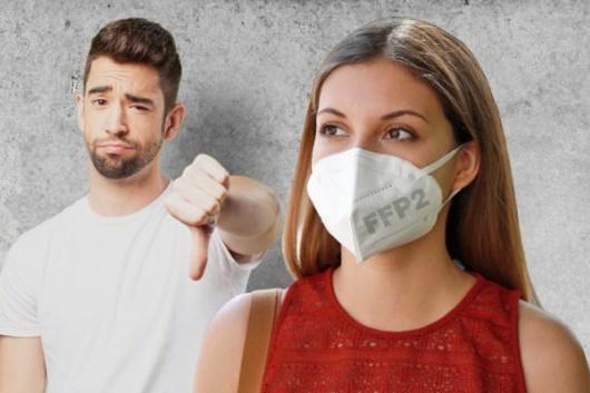 Nepochopiteľné rozkazy. Akcionizmus, zktorého ľudia ochorejú: FFP2 respirátory predstavujú zdravotné riziko
