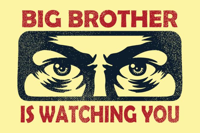 Velký Bratr chce další údaje o vás…