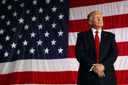 Důkazy volebních podvodů vrací Trumpa zpět do úřadu