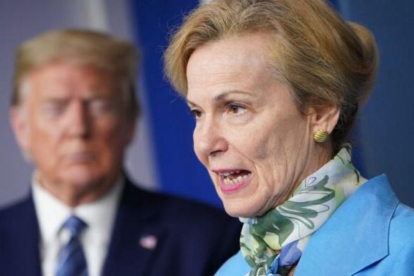 Americká armáda zatkla dr. Deborah Birxovou za zločinné spolčení ve věci COVID hysterie