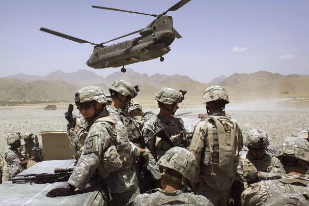 10 tajných spisů odhalujících skutečnou povahu afghánské války